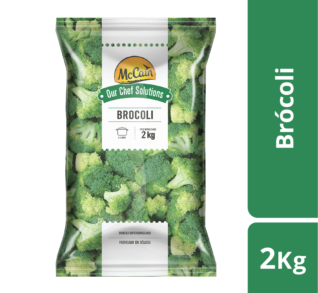 Brocoli Congelado 2kg