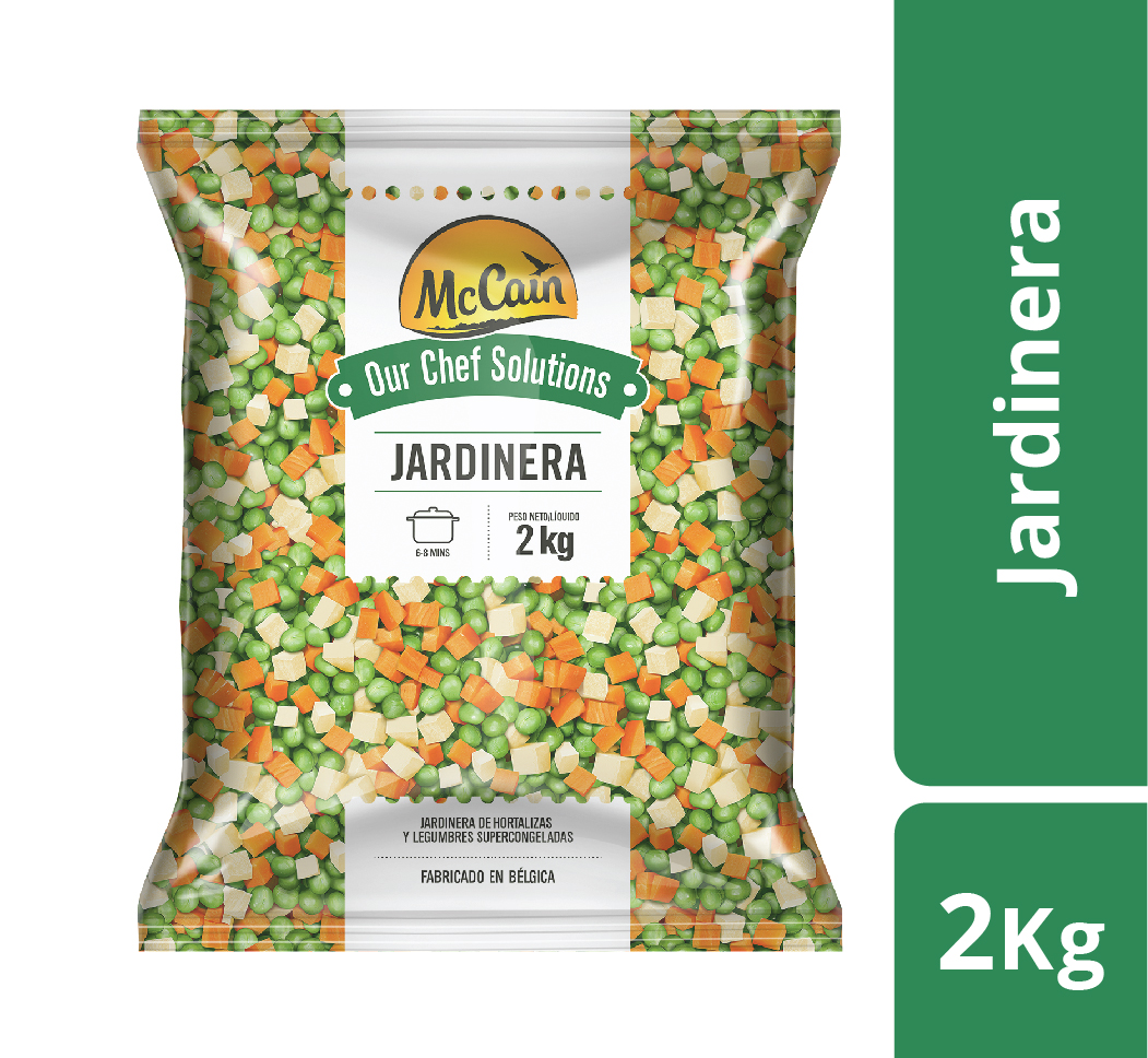 Jardinera Congelada 2kg