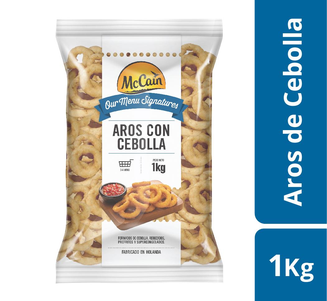 Aros de Cebolla 1kg