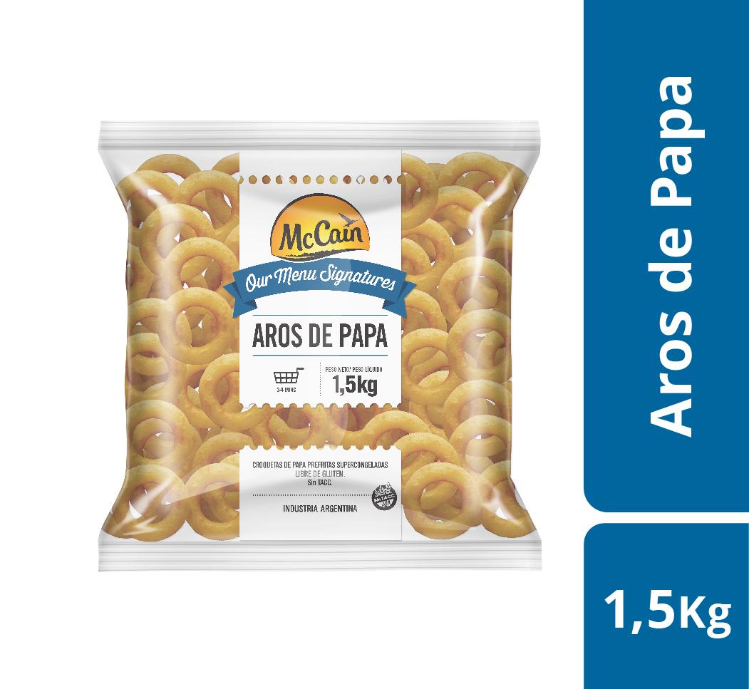 Aros de Papa 1,5kg