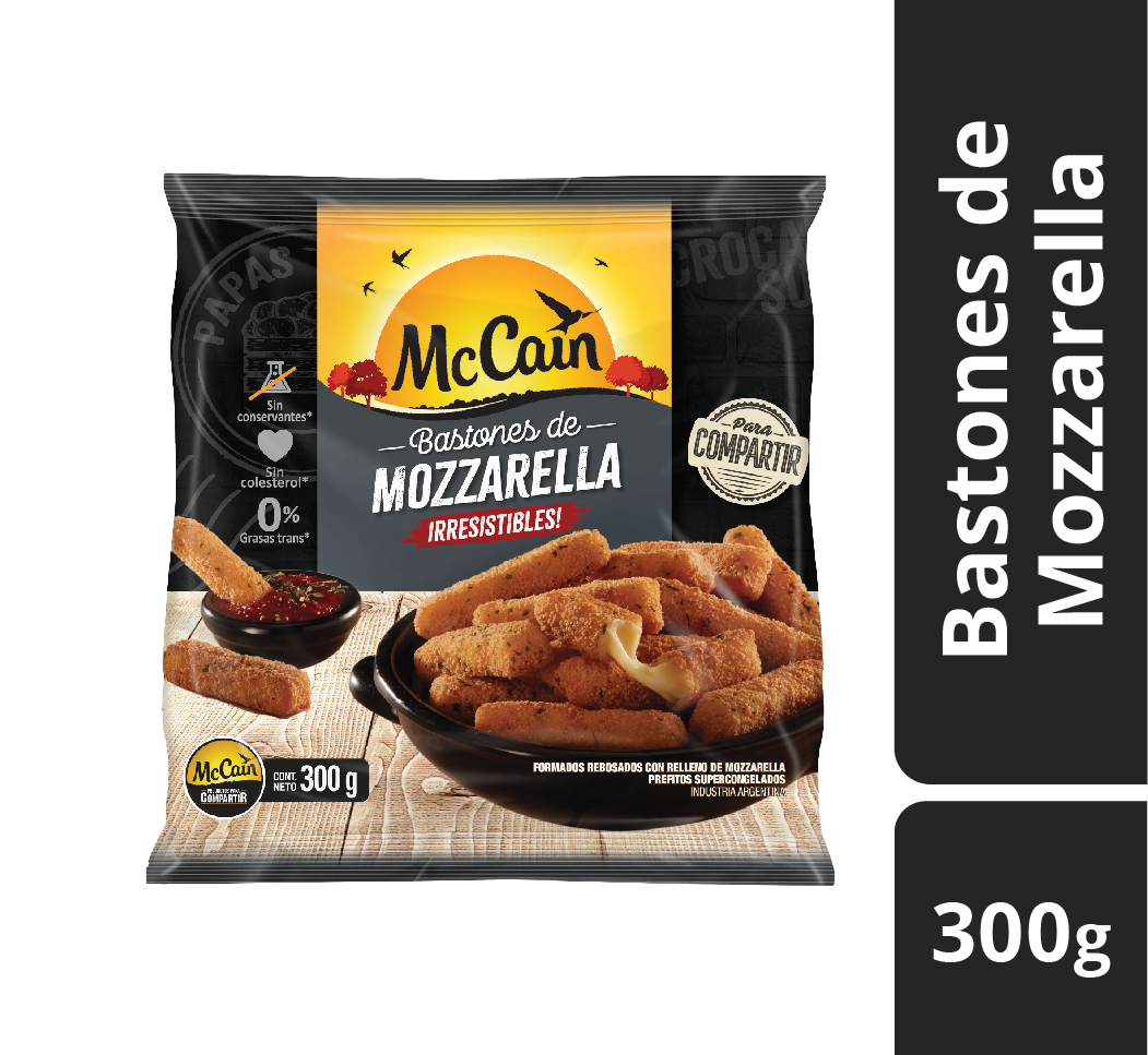 Bastones Mozzarella 300g
