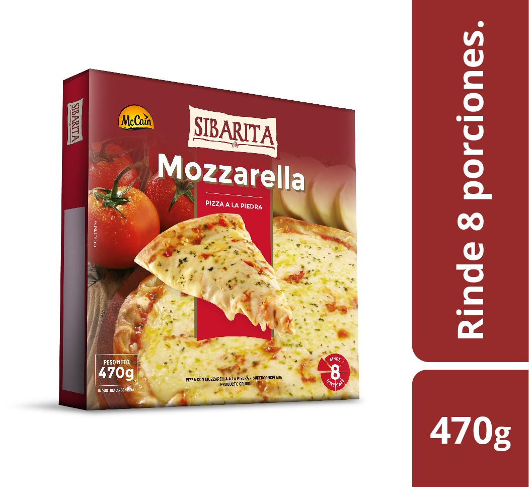 Pizza Mozzarella 470g